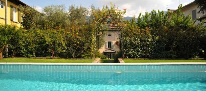 Villa Ilia swimming pool